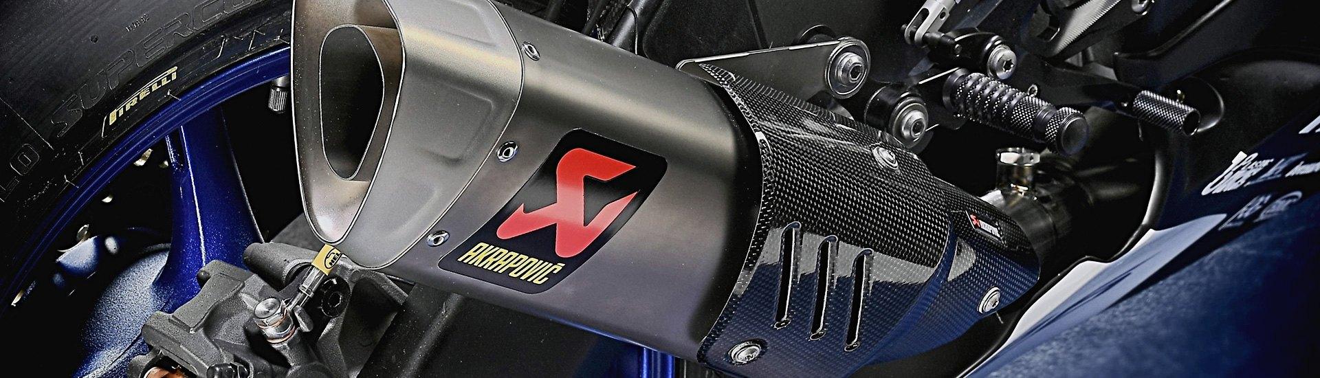 honda cbr600rr exhaust parts mufflers