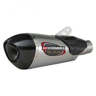 2007 yamaha r6 full exhaust systems