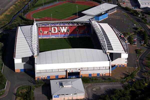 Cтадион Ди Дабл Ю (DW Stadium)