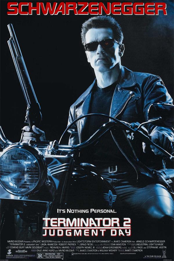 Терминатор-2: Судный день (Terminator-2: Judgement Day)