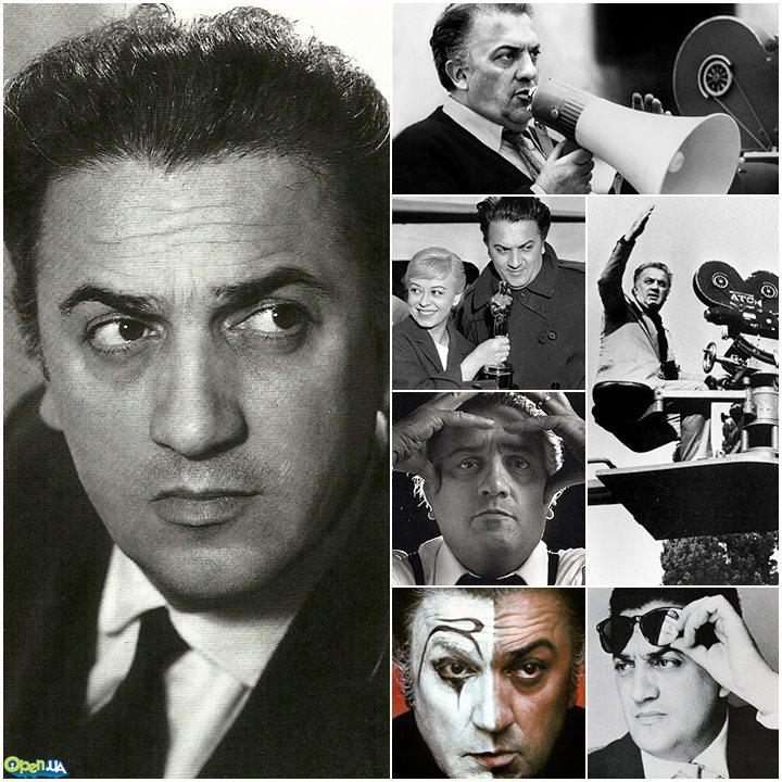 Federico Fellini 93