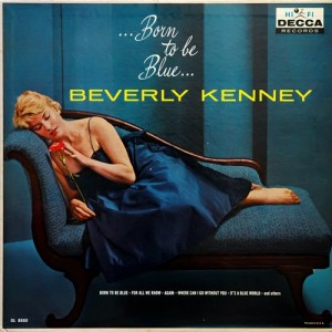 Beverly Kenney - Born To Be Blue (1958)