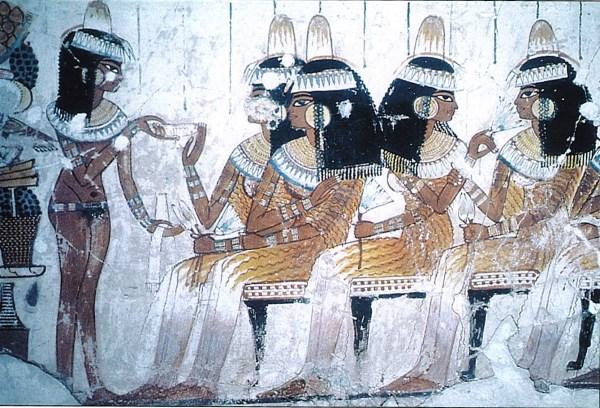 Комикс о повседневной жизни египтян: agritura — LiveJournal