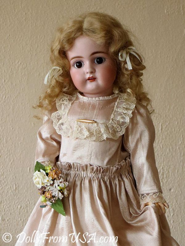 Продается антикварная кукла Heinrich Handwerck 79 17,5 ...
