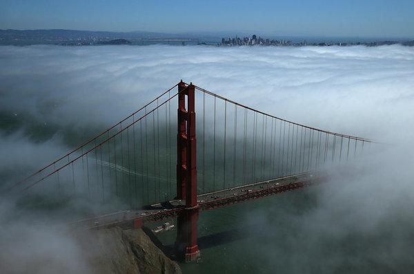 Один день из истории Сан-Франциско: испытания ...