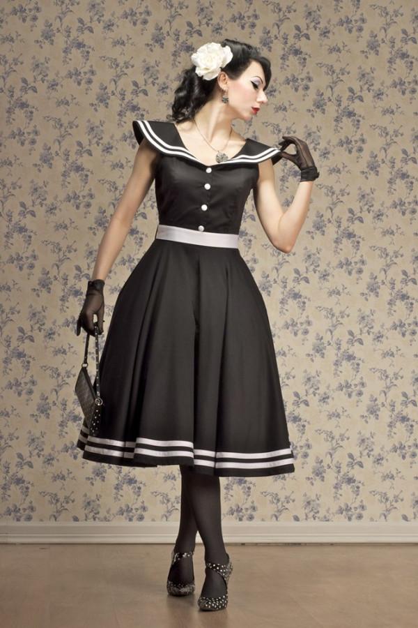 Платья в стиле 50-х годов, Стиляги, Пин ап. Обсуждение на ...
