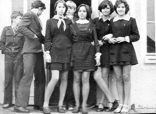 Школьницы СССР: ретро: andreychernuhin — LiveJournal