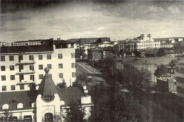 Фотографии Новосибирска: 1917-е—1950-е - история в фотографиях