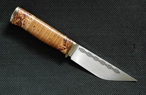 Алтайский нож aredakoff