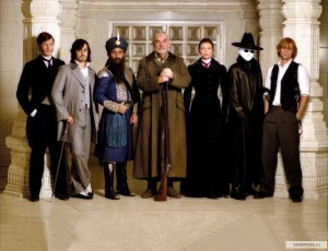 7 - The League of Extraordinary Gentlemen