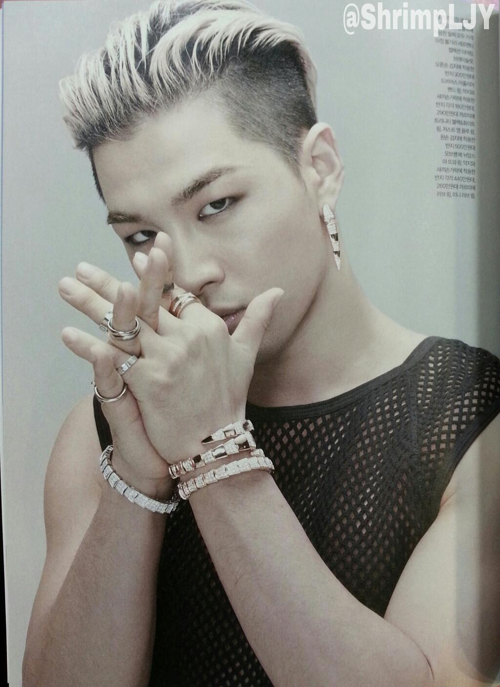 Taeyang For Esquire Korea LQ OMONA THEY DIDNT