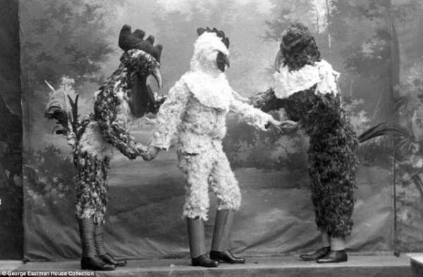 Victorian Halloween Costumes | BizarreVictoria