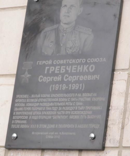 Гребченко Сергей Сергеевич