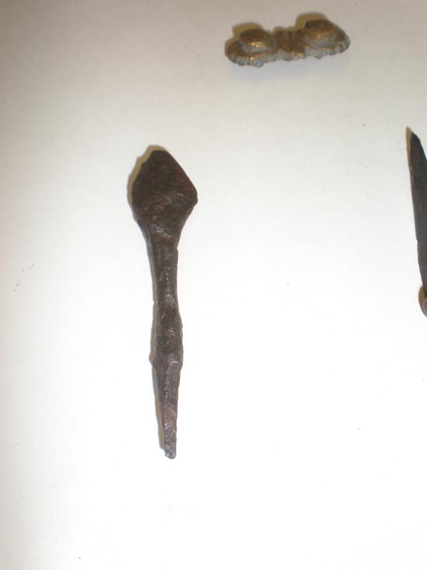 наконечник стрелы