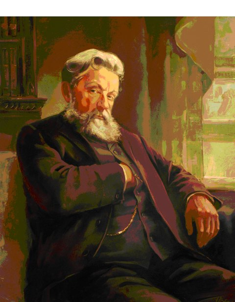 Алексей Кириллович Алчевский (1835-1901) Рисунок И