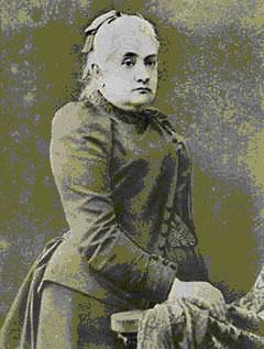 Кристина Даниловна Алчевская(в девичестве Журавлева)