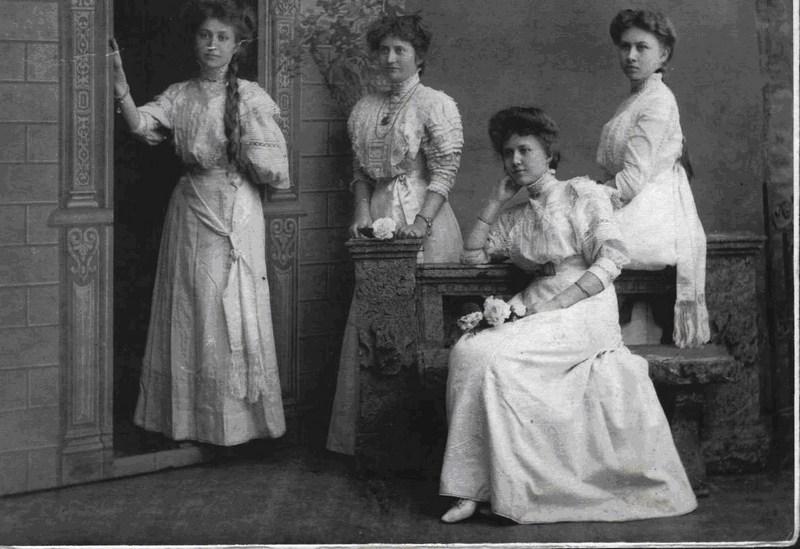 сестры Григорьевы