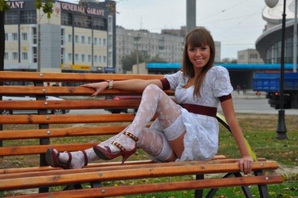 Любительские фото девушек в чулках: chemodur — LiveJournal