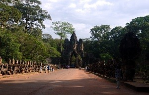 Angkor Thom - South Gate