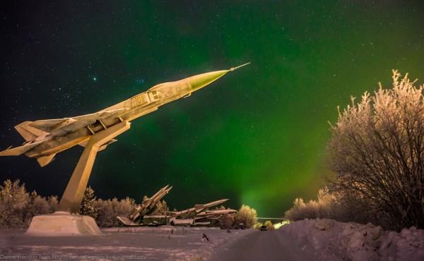 Мурманск Фото Зима