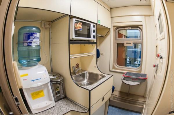 Обзор двухэтажного поезда Поезд 023Г/024М Казань-Москва ...