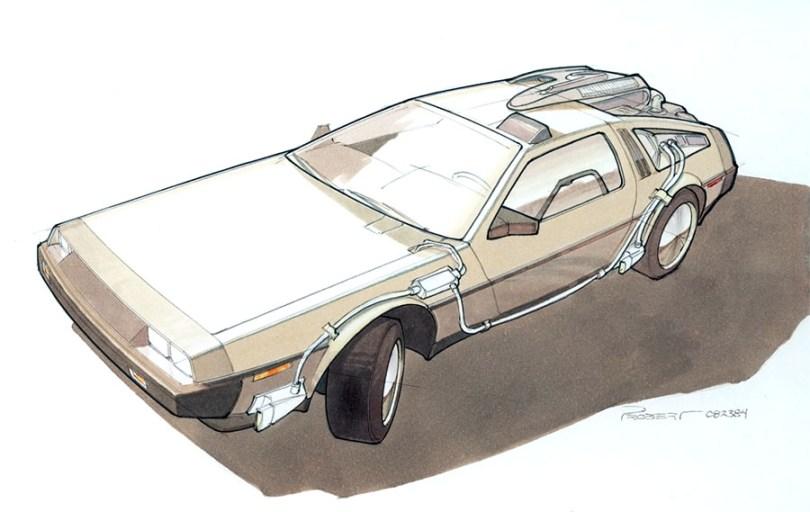 4700630 original - O que aconteceu com o Deloreon do filme De Volta para o Futuro?