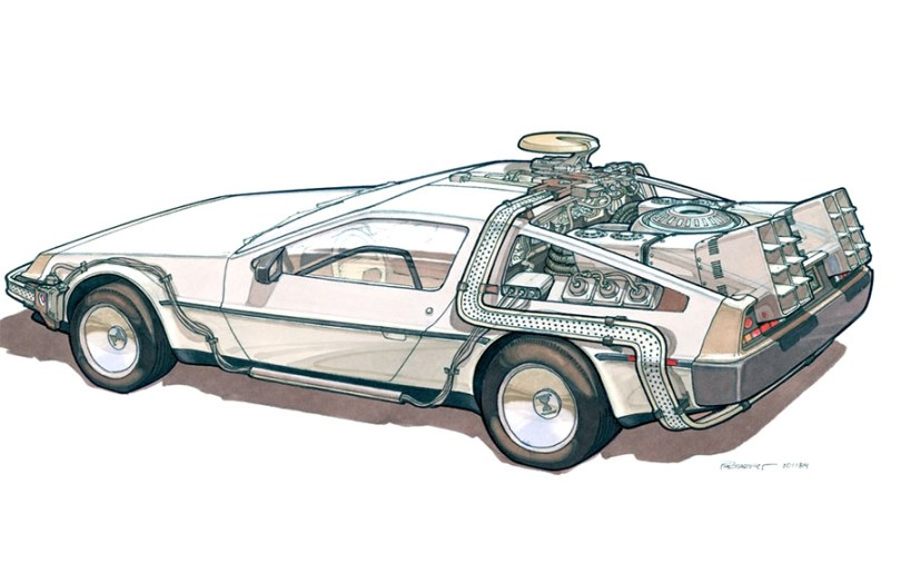 4702958 original - O que aconteceu com o Deloreon do filme De Volta para o Futuro?
