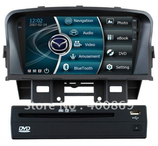 High-quality-Chevrolet-Cruze-7-TFT-Display-ARM11