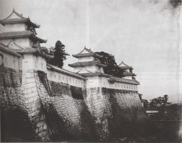 Image result for osaka castle history