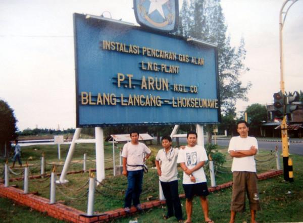 Arun LNG