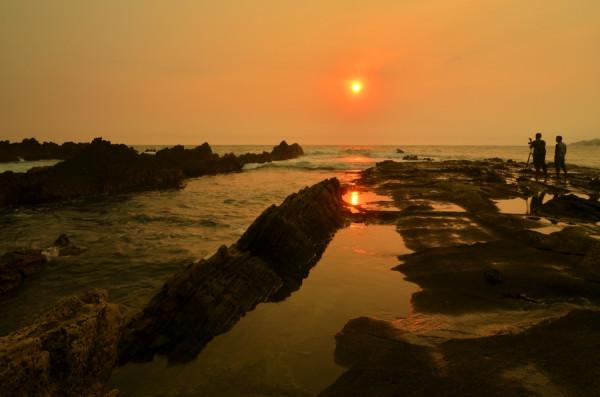 Sunset chaser