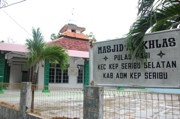 Masjid Pulau Pari