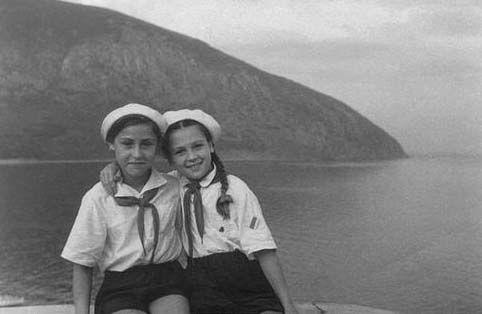 Советские дети 1930-х (41 фото) - история в фотографиях