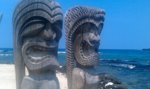 Honaunau guardians