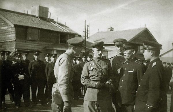 Сахалин, август 1945 г - история в фотографиях