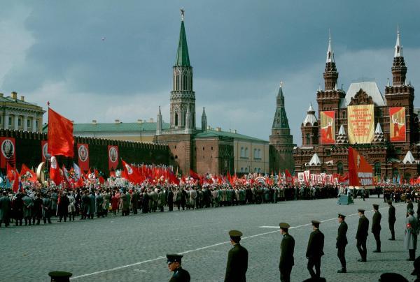 1964 Дин Конгер в Москве Часть 2 humus LiveJournal