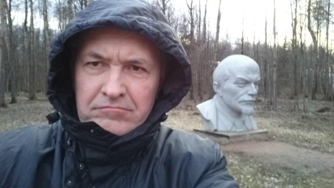 1109228 original Шалаш Ленина