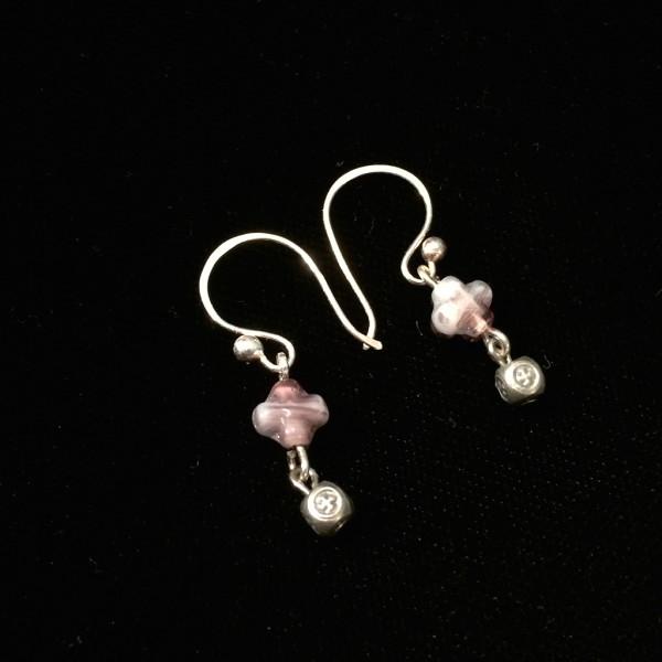 JE-140001 St Benedict Earrings