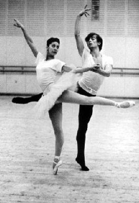 baletul va face să- mi pierd greutatea)
