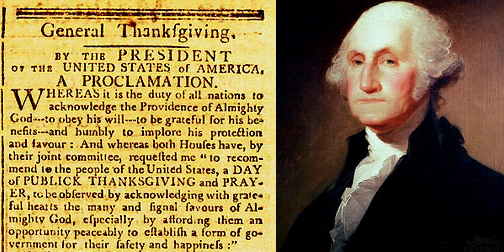 The Presidents And Thanksgiving Presidential History
