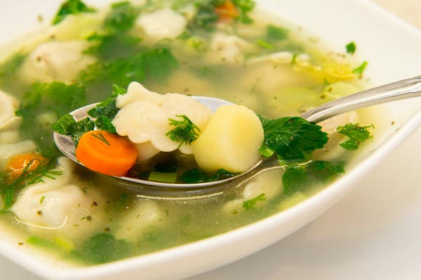 Суп с пельменями: kinda_cook — LiveJournal