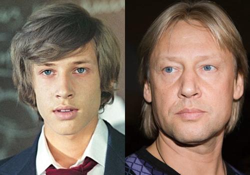 Актёры фильма «Выше радуги»... 30 лет спустя - kinocomedy ...