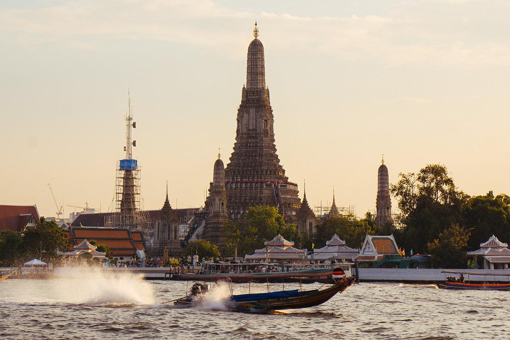 Что посмотреть в Бангкоке за один день. Достопримечательности Бангкока. Общественный транспорт Бангкока. Отчет жж Бангкок, отзывы туристов.