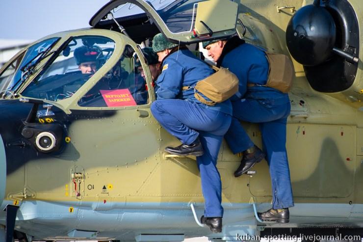 963866_original Летчики ЮВО осваивают недавно поступившие Ка-52
