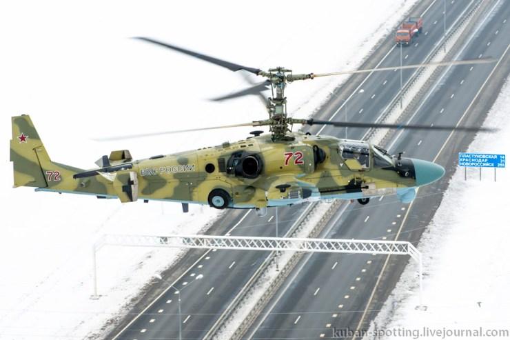 966436_original Летчики ЮВО осваивают недавно поступившие Ка-52