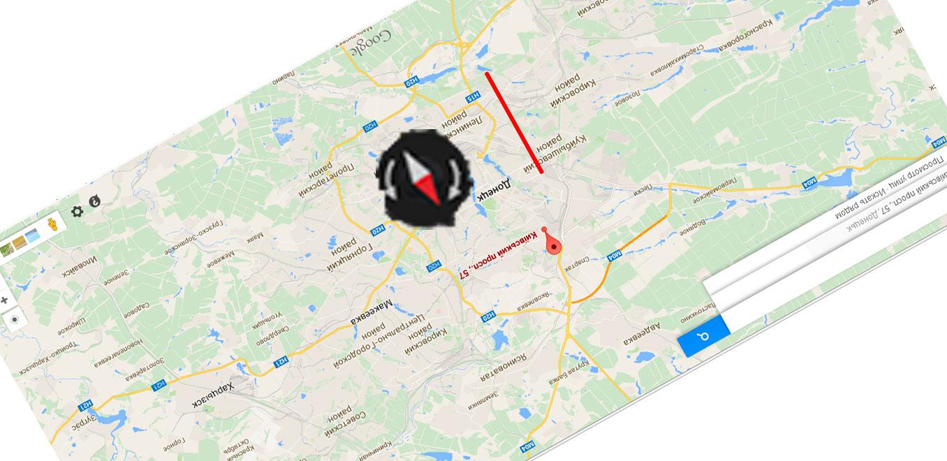 карта-сориентированная-по-снимку