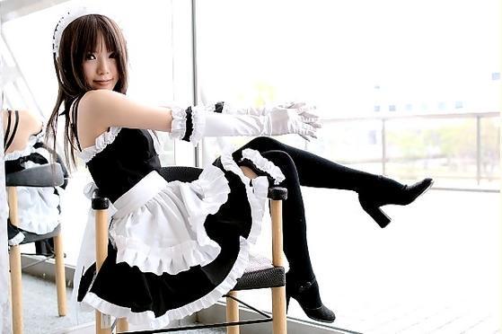 maid cosplay4