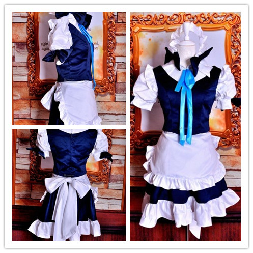 cosplay maid dress