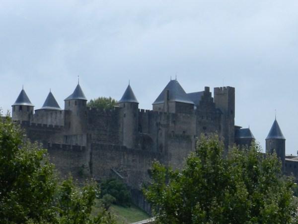 Фото - подорожі по світу: По югу Франции. Крепость Каркассон