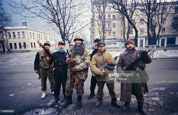 Как начиналась война в Чечне 22 года назад фото Журнал